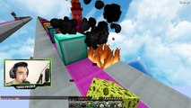 20 ADET FARKLI ŞANS BLOKLARI YARIŞI - Minecraft