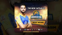 Karachi Kings complete squad after players drafting for PSL-3