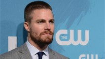 Stephen Amell Talks 'Arrow' Producer Sexual Harassment Allegations