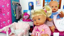 Bebé Nenuco Ari no come papilla Aventuras de bebés en Mundo Juguetes Los mejores juguetes de muñecas