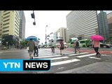[날씨] 호우경보 확대...중부에 내일까지 '물폭탄' / YTN (Yes! Top News)