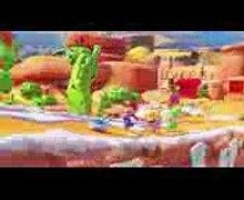 Nintendo Switch Mario y Rabbids Kingdom Battle 1