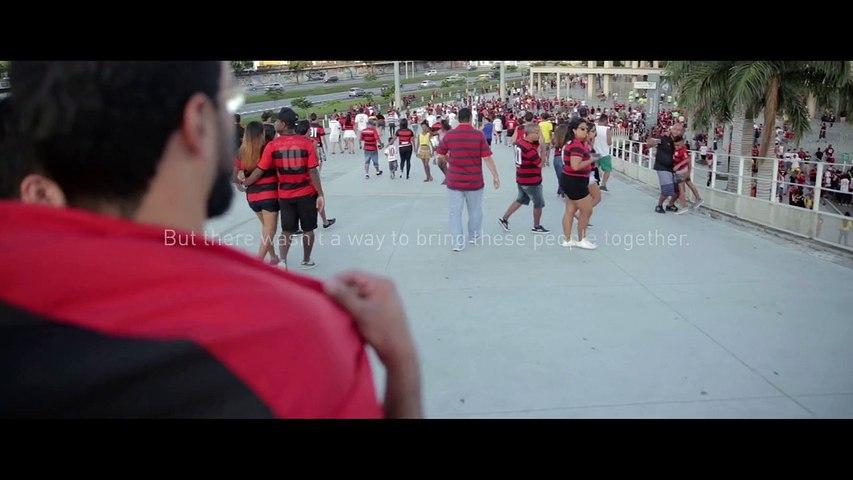Flamengo Paixão cega