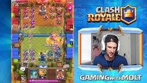 Spirit Spawner Swarm :: Clash Royale :: New Update Gameplay