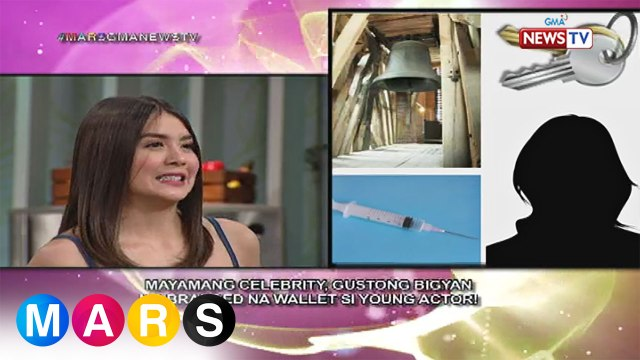 Mars Mashadow: Mayamang celebrity, bakit magbibigay ng branded na wallet sa isang young actor?