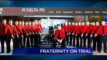 Fraternity on Trial in Hazing Death of Baruch College Pledge