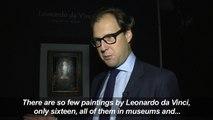 Da Vinci painting is New York auction season star