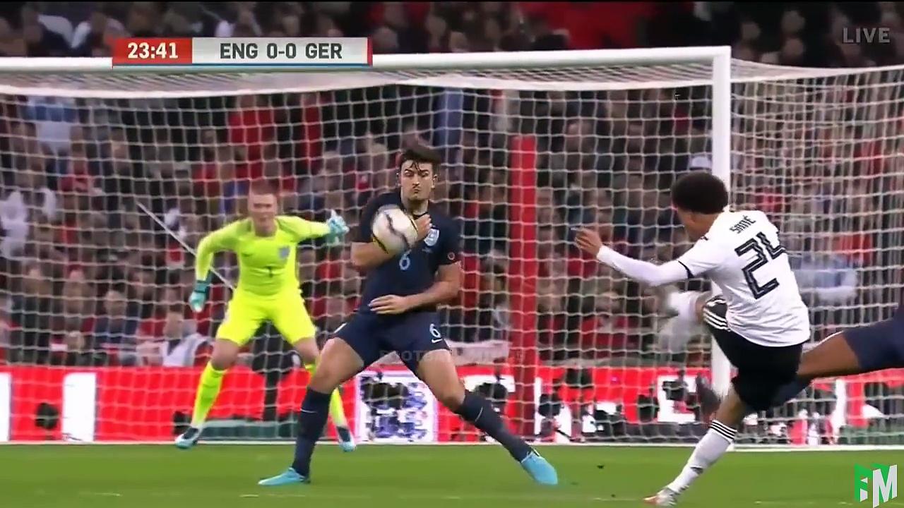 England vs Germany 0-0 – Highlights