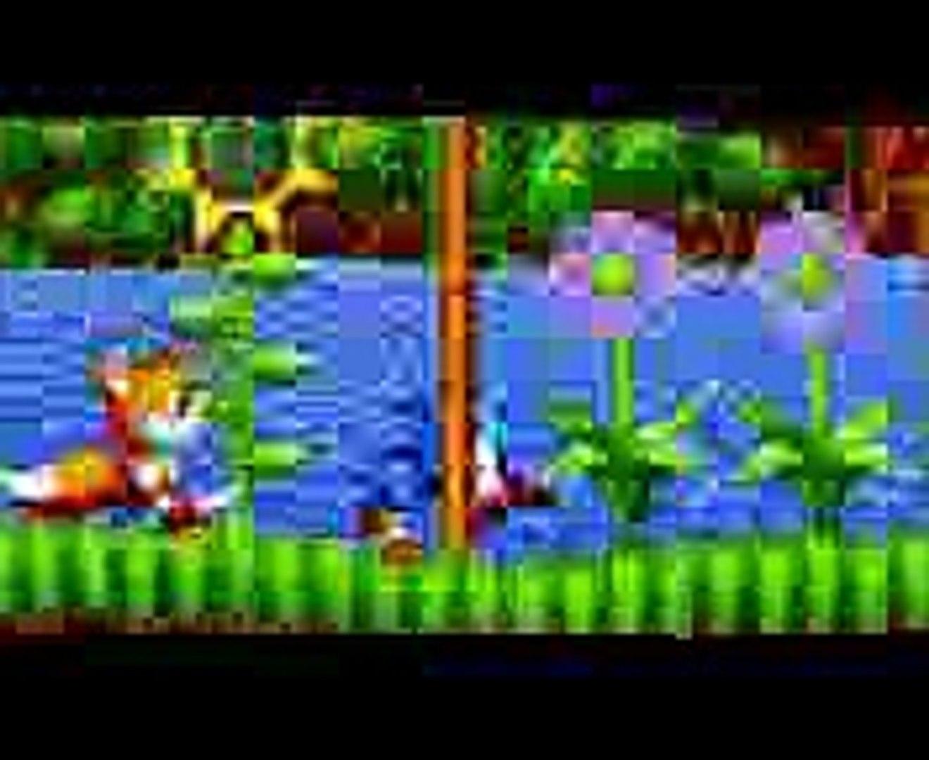 The greatest Sonic Mania mod ever  (v0 1)