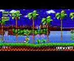 Green Hill Zone From Sonic Forces in Sonic Mania