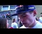 F1 2017 Brazilian GP Max Verstappen post race reaction