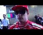 F1 2017 Brazilian GP Kimi Raikkonen post race reaction