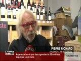 Pierre Richard, passionné de vin!