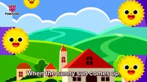 Good Morning Song _ Morning, morning shiny morning! _ Healthy Habits _ Pinkfong Songs for Children-bMjyPT1dxlY