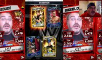 WWE Supercard #100 - I LIED!! x2 Legendary Pack Opening!!!