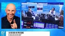 """François Hollande : """"Vous avez vu l'accueil reçu par Emmanuel Macron ? Pour les jeunes, c'est Neymar !"""""""