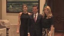 Peña Nieto agradece a la reina Letizia el apoyo de España por los terremotos