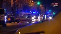 Les images des terroristes du 13 novembre en route pour Paris la veille des attentats (Vidéo)