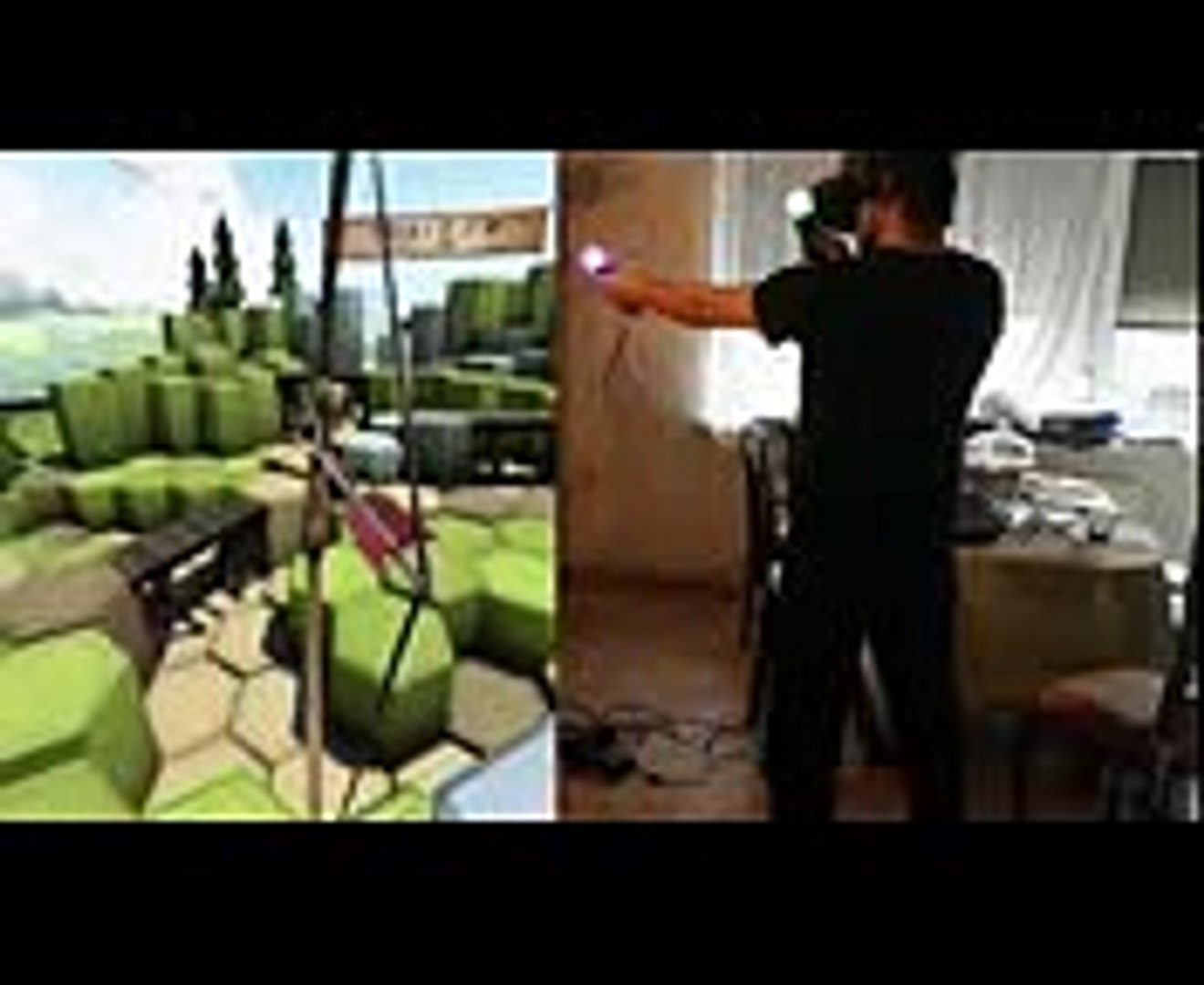 Driver4VR - Preview Virtual Tracking System made of Kinect and PS Move or  Daydream