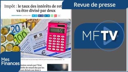 RDP semaine 45 : Les français investissent peu, intérêts moratoires en baisse et acompte fiscal.