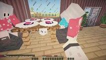Minecraft ≡ Diner Dash Roleplay ≡ LEVEL FOURTEEN | VERNE DROPS BY
