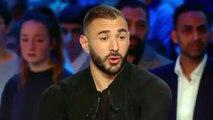 """La surrealista comparación de Karim Benzema: """" Ben Arfa tiene un talento al nivel de Messi"""""""