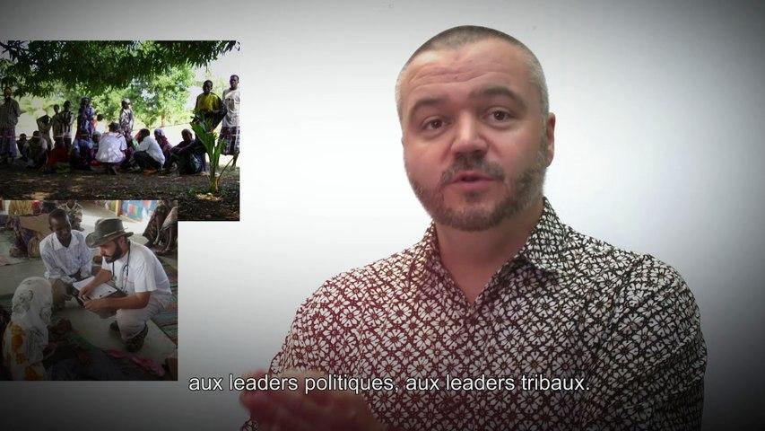 Interview de Eric Jeunot Chef de mission chez MSF