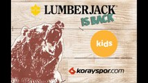Yeni Sezon Lumberjack En Çok Tercih Edilen Sırçalı Deri Üst ve Phylon Dış Tabanlı Çocuk Outdoor Botları