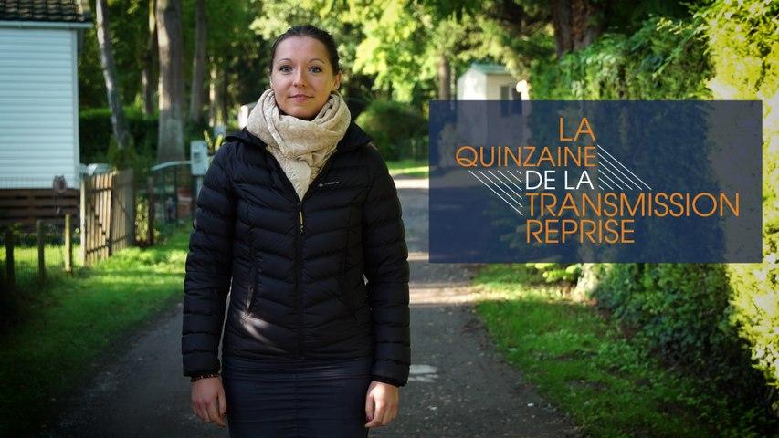 QuinzaineTR // La reprise d'Anne-Sophie Bichut