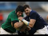 Ireland v Scotland Second Half Highlights 02 Feb 2014
