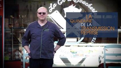 QuinzaineTR // La reprise de Jonathan Queva