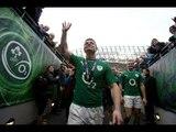 Ireland v Italy - Second Half Highlights 8th March 2014