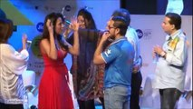 61.Is Pooja Bedi trying to make a point to Aamir Khan-