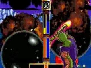 Dragon Ball Z V.R.V.S - First Fights