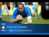 Sergio Parisse - Mr. Consistency