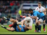 England v Italy - Second Half Highlights 14th Feb 2015