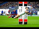 Danny Care makes 45 metre break to score great try! | RBS 6 Nations