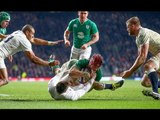 Brilliant Elliot Daly tackle denies Ireland's Josh Van Der Flier | RBS 6 Nations