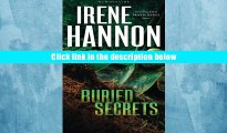 Popular Book  Buried Secrets: A Novel (Men of Valor) Irene Hannon Read  Portable Document Format