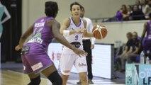 LIVE LFB - Basket Landes - Saint-Amand