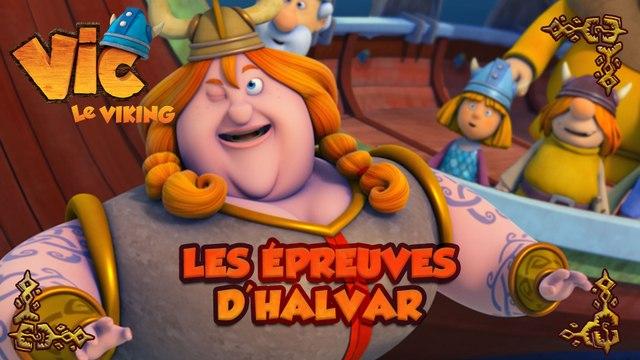 Vic le viking - Les épreuves d'Halvar