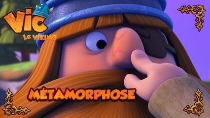 Vic le viking - Métamorphose