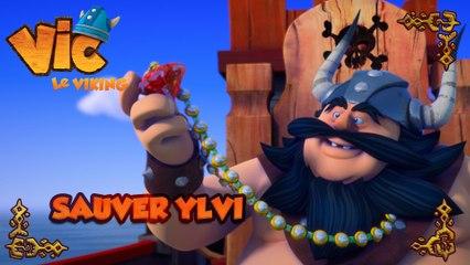 Vic le viking - Sauver Ylvi