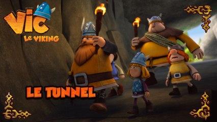 Vic le viking - Le tunnel