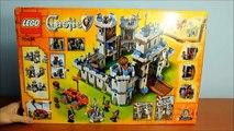 LEGO Castle - Zamek Królewski (70404) - recenzja