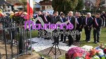 Maurienne Reportage # 102 Commémoration du 11 novembre Montricher Albanne & Saint Jean de Maurienne