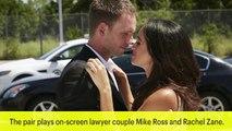 Suits' Patrick J. Adams, Meghan Markle Leaving After Season 7 | News Flash | Entertainment Weekly