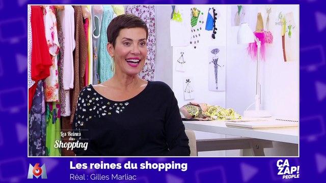 Cristina Cordula choquée par la collection de bijoux d'une candidate des Reines du shopping