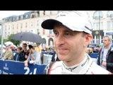 Interview with Porsche 919 Hybrid #1 Driver Timo Bernhard at 2016 Le Mans Pésage