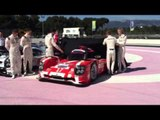 Porsche reveals their new livery for the 24 Hours of Le Mans 2015, Car No.17 Here!